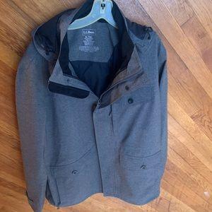 LL Bean snow jacket grey - XL but fits like XXL